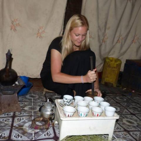 Äthiopien Reisen - Geschäftsführerin - Katharina Ley