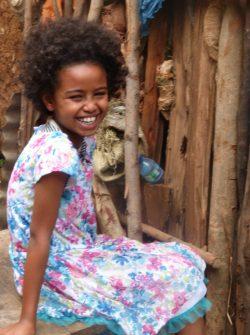 Äthiopienreise - Mädchen