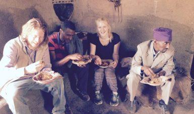 Äthiopien Reisen - Kochen mit äthiopischer Familie