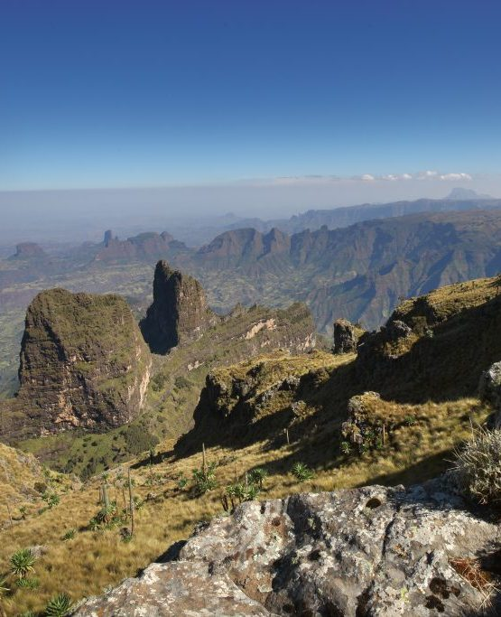 Äthiopien Natur Rundreisen vom Äthiopien-Spezialisten