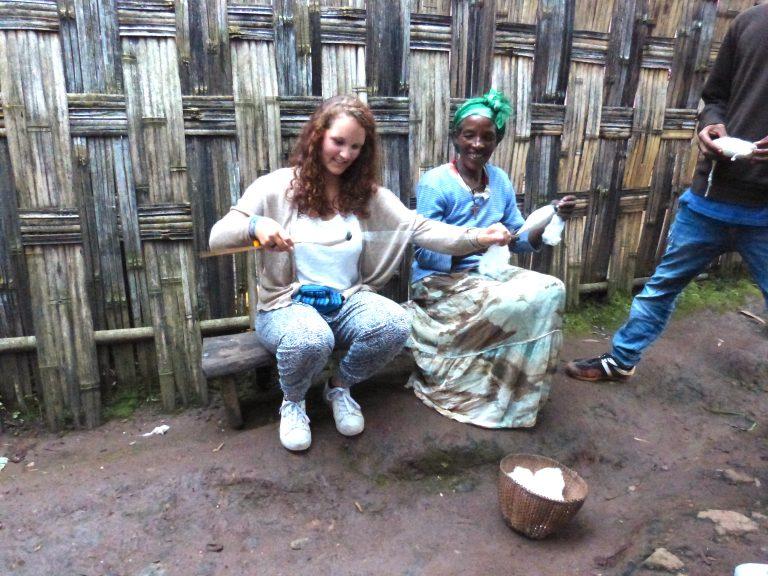 Äthiopien Reisen - Besuch bei den Dorze