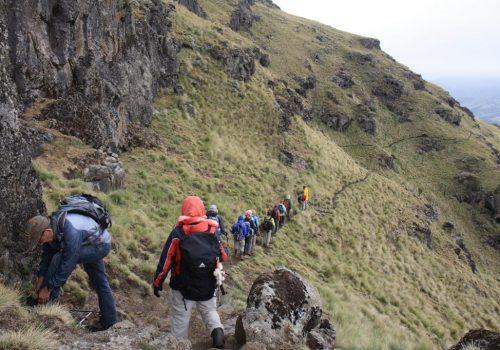 Äthiopien Aktiv Reisen - Wandern im Simien Nationalpark