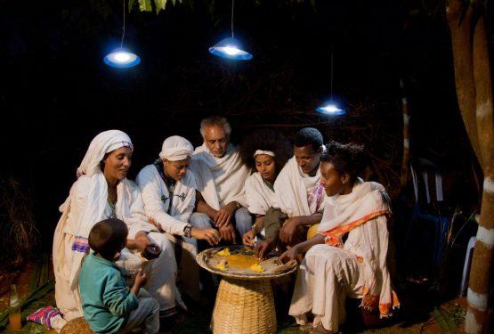 Äthiopien Reise - atmosfair Solar Projekt