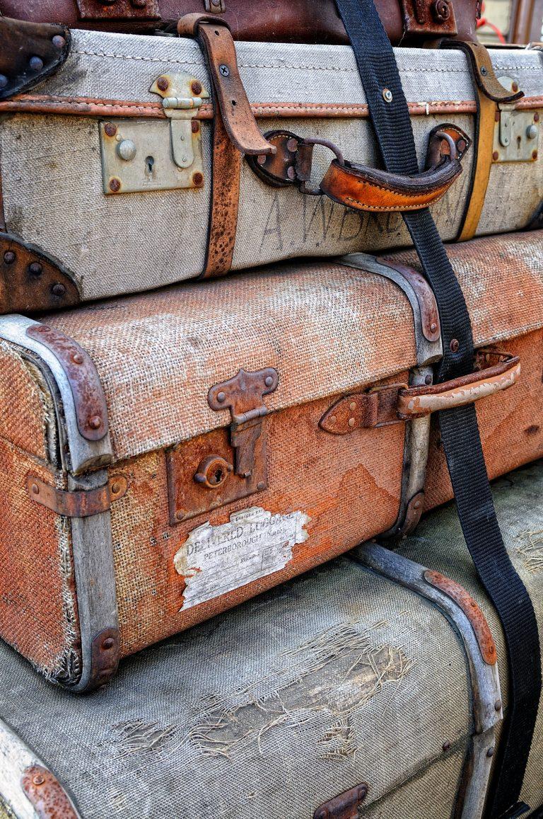 Äthiopien Reisevorbereitung und Packliste - Koffer