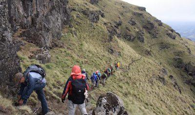 Äthiopien Aktivreise Simien Nationalpark