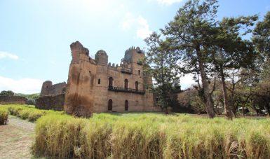 Äthiopien individuell - Gondar Burganlagen