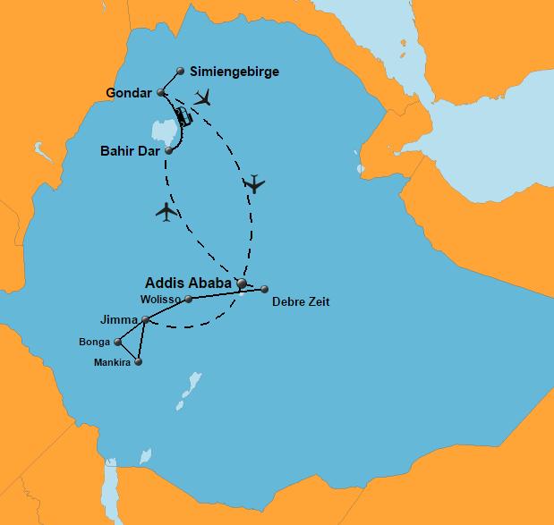 Äthiopien Reisen - Perspektive Äthiopien Fotoreise