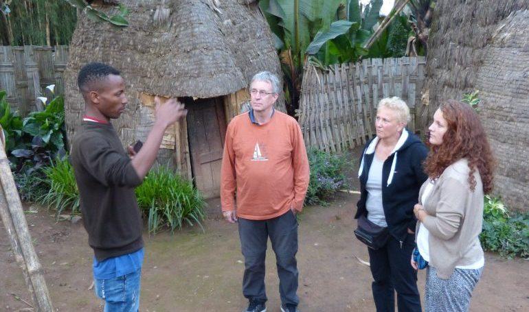 Individualreise Äthiopien - Besuch bei den Dorze