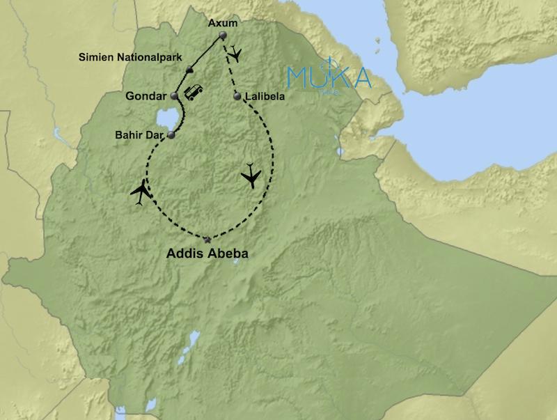 Äthiopien komfort-reise LT03