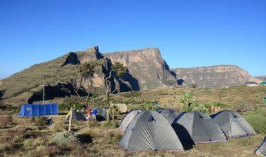 Reisen Äthiopien - Trekking im Simiengebirge