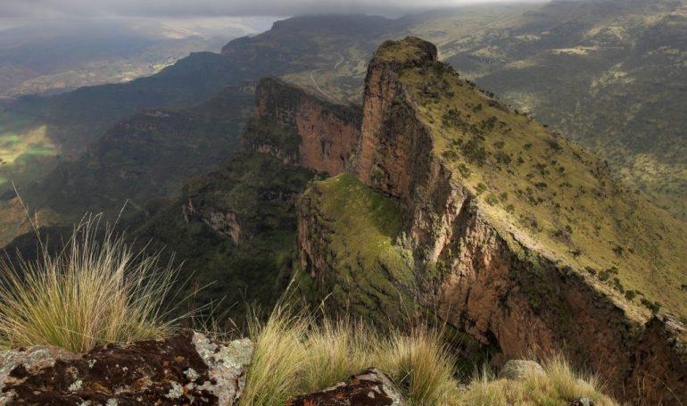Äthiopien Reise - Simiengebirge