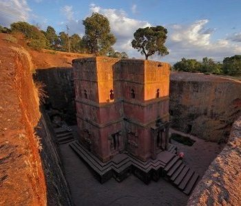 Allestour - Äthiopien Reisen - Bete Giyorgis Felsenkirche in Lalibela