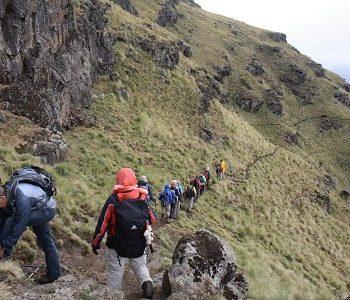 Äthiopien Aktivreise im Simien Nationalpark