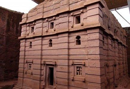 Allestour - Reise nach Äthiopien - Felsenkirchen von Lalibela