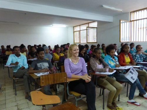 Äthiopien Uni Exkursionen Stud ienreisen Universitätsbesuch