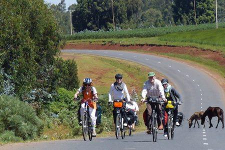 Äthiopien Fahrradreise