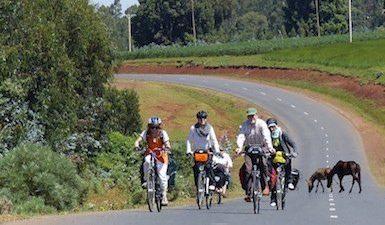 Äthiopien - Fahrradreise