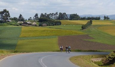 Äthiopien aktiv - Fahrradreise