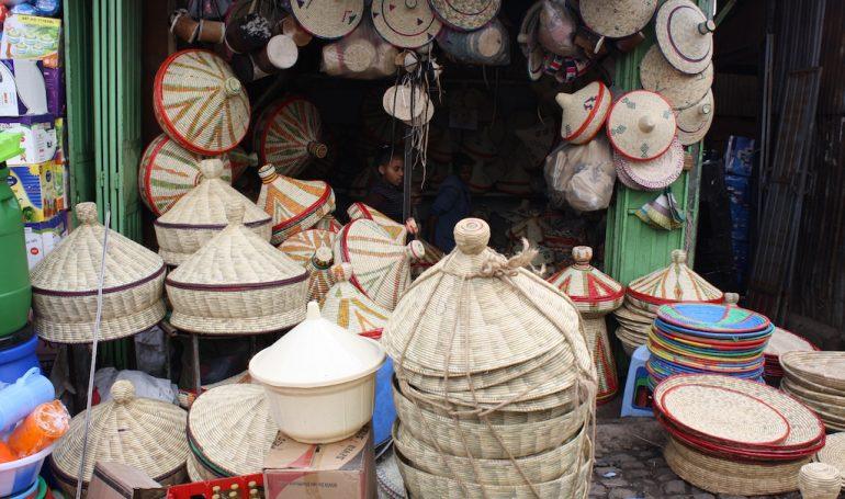 Ethiopian Handicraft