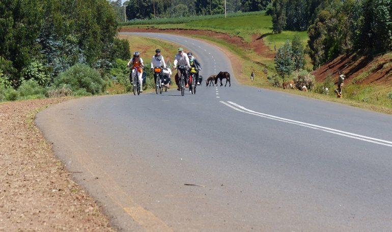 Äthiopien Fahrradtour